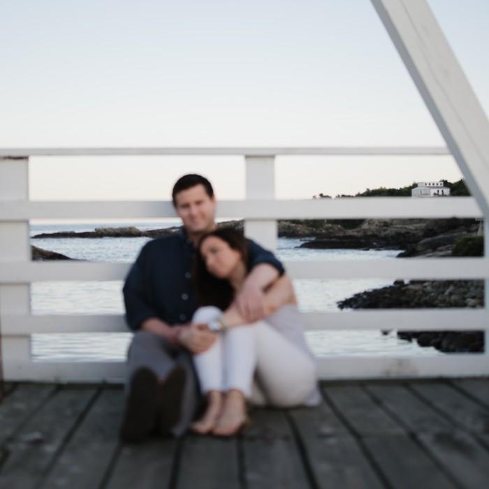 Rebecca + Matt | Ogunquit, Maine