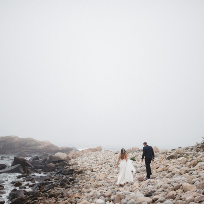 Caroline + Ben Preview / Sakonnet Golf Club