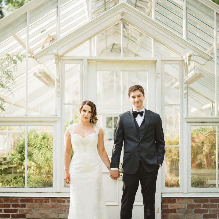 Brittany + Colin | Preview / Blithewold Mansion, Gardens and Arboretum